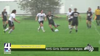 RHS Girls Soccer vs. Argos Dragons