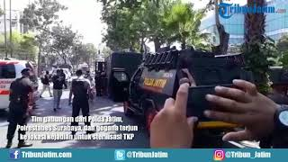 Video Polisi Ledakkan Dua bom yang ditemukan tersisa di Gereja Pantekosta Pusat Surabaya Jemaat Sawahan MP3, 3GP, MP4, WEBM, AVI, FLV Januari 2019