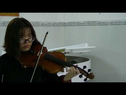 BWV 1014 - ABRSM VIOLIN Grade 5