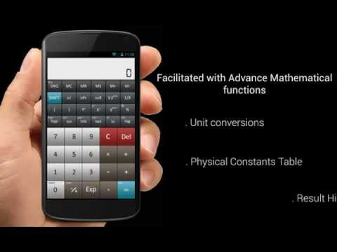 Video of RealCalc-Scientific Calculator