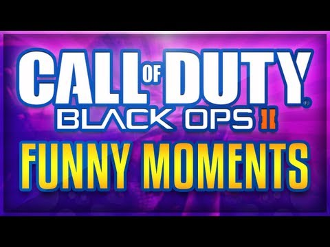 Funny Moments in Black Ops 2! (Angry Kid, Meth Lab, Cowgirl Defuse)