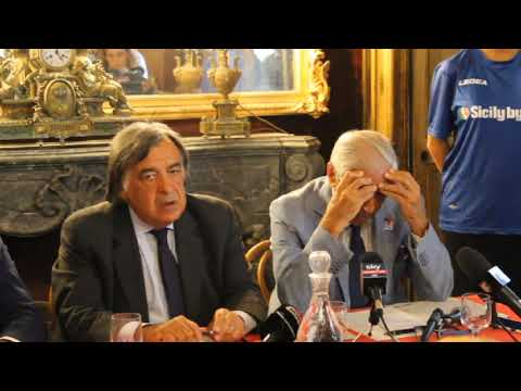 "Dragotto: ""Non inveite contro Zamparini"" - VIDEO"