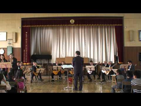 栃の木ギター合奏団(特別演奏会栃木市第4小学校)パート2