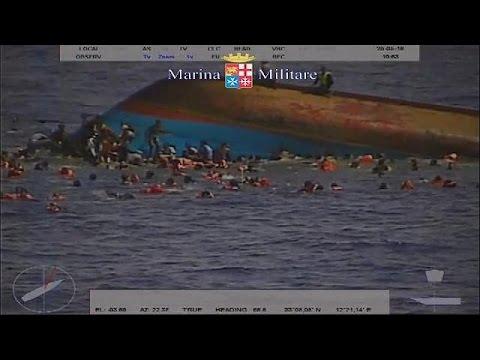 100 μετανάστες πνίγηκαν στη Μεσόγειο – Δεκάδες καράβια ξεκινούν από τη Λιβύη