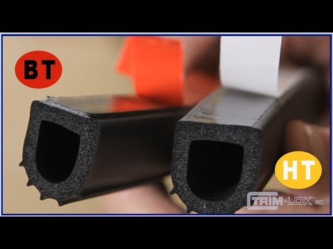 How to Install Rubber Seal