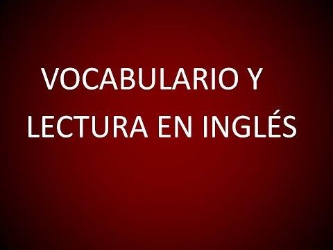 Ingles Americano - Lectura y Vocabulario (Leccion 206)