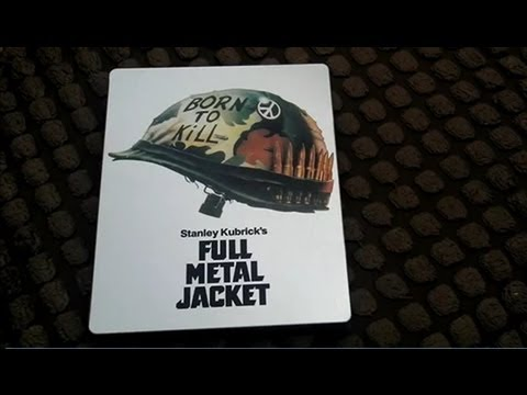 Full Metal Jacket Steelbook