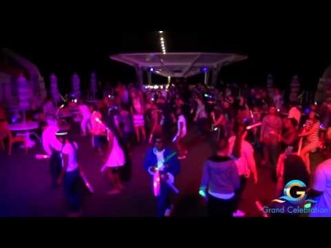 Glow Party Lasers Grand Celebration Cruise