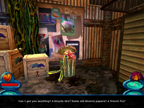 Shark Tale - The Game (PC) - Part 1