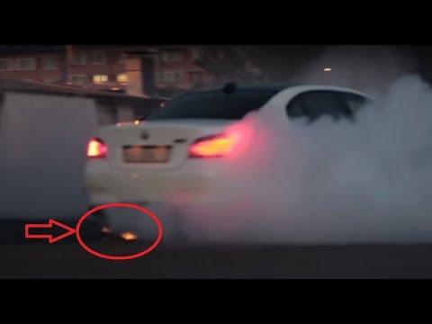 Был ли взрыв колеса на М5 подстановой Мое признание. - DomaVideo.Ru