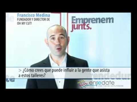D. Francisco Medina, Fundador y Director de OH MY CUT!