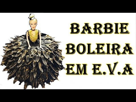 Barbie boleira