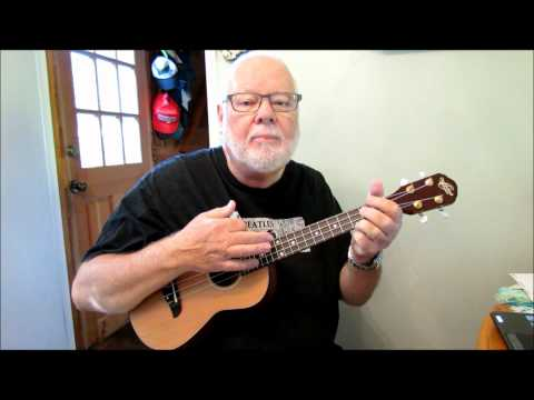 A Powerful Strum Pattern in 3/4 time, taught by Ukulele Mike Lynch