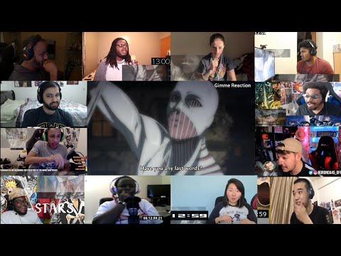 Attack on Titan Final Season Episode 6 Reaction Mashup