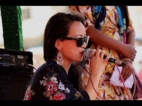 (Butwal / Rautahat Concert 2018 - Trishna Gurung - Duration: 3 minutes, 54 seconds.)