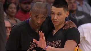 Jeremy Lin ( 17 PTS ) vs. Clippers + Referre's (10-31-2014)