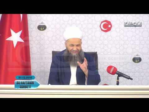 01 Aralık 2016 Tarihli Bu Haftanın Sohbeti Lâlegül TV