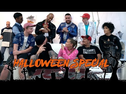 Who had the best costume? Halloween Party Vlog