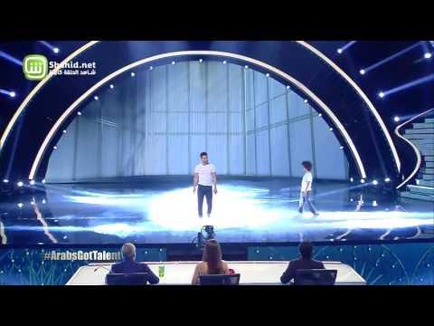 صوت أحمد حلمي يحسم لصالح Djamel Benyahia في نصف نهائيات Arabs Got Talent