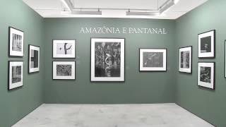 VÍDEO: Exposição Genesis pode ser conferida no Palácio das Artes