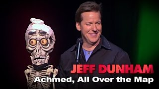 Video Achmed The Dead Terrorist | Jeff Dunham: All Over the Map MP3, 3GP, MP4, WEBM, AVI, FLV Agustus 2017
