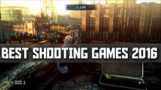 welcome back to   Sdesignthis video shows you 10 best android ios shooting games - best android games 2016. in this world of gaming era you will find easily best shooting android games 2016..i have filtered all games and then i found these are the best android shooting games of 2016i hope you all like this video guys and support me for more videos like me ...also suggest me video i'll make it for you.thanks for watching make sure subscribed to my channel  Sdesignsthese are the list contains in this video10. killshot bravo09. Major Mayhem08.Deer Hunter 201607. Unkilled06. Hitman Sniper05.Stick Squad 304. Dead Trigger 2 Christmas update03. Shadow Gun02. Modern Combat 501. N.O.V.A 3Social links:subscribe:   https://www.youtube.com/channel/UCK1uFaP4blH6GNdHysjnDnAgoogle+:     https://plus.google.com/u/1/114801561496404145726facebook:    https://www.facebook.com/designs131TWITTER :    https://twitter.com/surydesignsTHANKS FOR WATCHING   *SDESIGNS*