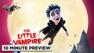 Nonton The Little Vampire | 10 Minute Preview | Own it now on DVD & Digital Film Subtitle Indonesia Streaming Movie Download