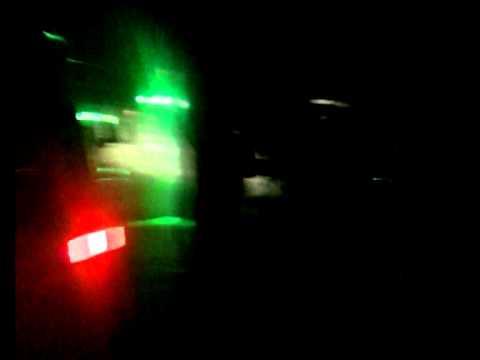 Тюмень. 08.09.12. Ночные гонки. (видео)