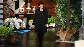 Kris Jenner Talks Splitting Up the Family's Huge E! Salary