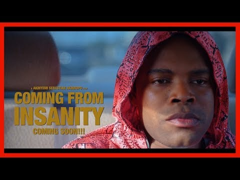 COMING FROM INSANITY | GABRIEL AFOLAYAN | NIGERIAN MOVIE REVIEW