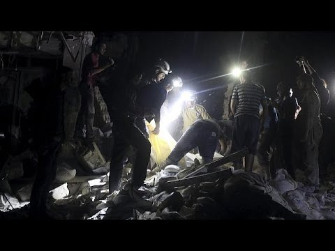 Συρία: Φονικός βομβαρδισμός νοσοκομείου στο Χαλέπι