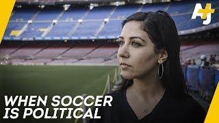 Video Barca vs. Real Madrid: How Soccer Is Politics In Spain | Direct From With Dena Takruri - AJ+ MP3, 3GP, MP4, WEBM, AVI, FLV April 2018