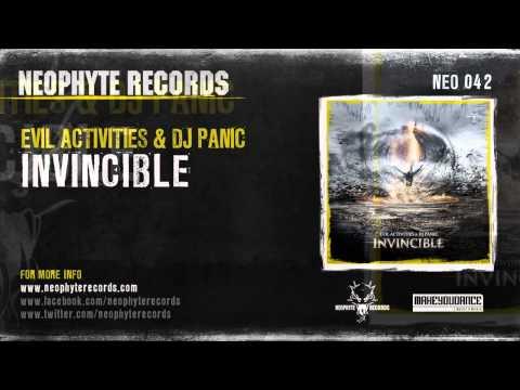 Evil Activities & DJ Panic - Invincible