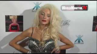 Courtney Stodden And Husband Doug Hutchison Arrive At Her Reality Premiere