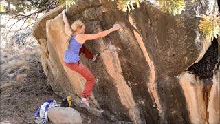 Mina Leslie-Wujastyk: a few good days in Joe's Valley, Utah by teamBMC