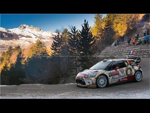 Vídeo mejores momentos WRC Rallye Montecarlo 2015 by Rallyciak