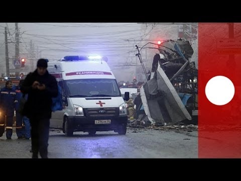 Les deux attentats de Volgograd liés selon les enquêteurs russes