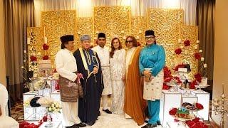 Video: Solemnisation of Sharifah Alanna & Syed Mohd Fahmie