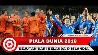Video Piala Dunia 2018: Belanda Gagal Lolos, Islandia Jadi Juara Grup I MP3, 3GP, MP4, WEBM, AVI, FLV Oktober 2017