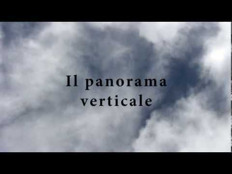Il panorama verticale