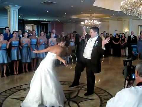 (eine echt krasse hochzeit) Необычные танцы на свадьбе