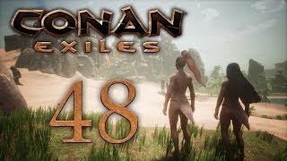 Conan Exiles — Пинаем разных боссов, просто так [#48] | PC
