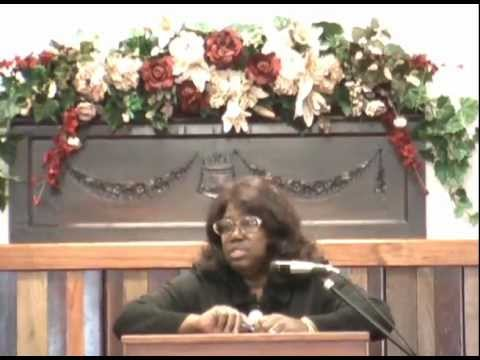 """Desperate Women being Delivered"" Pt.1 evangelist Rose Daughtry/apostolic preaching/teaching"