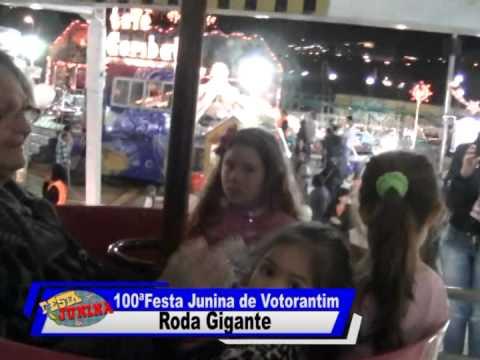 100ª Festa Junina de Votorantim - Roda Gigante