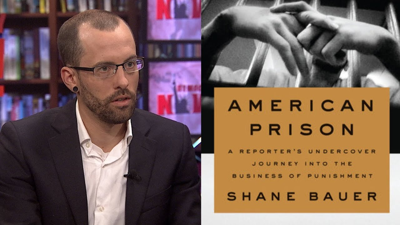 American Prison: Shane Bauer Traces History of U.S. For-Profit Prisons from Slavery to Today