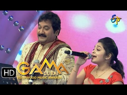 Nuvvu-Nenu-Kalisunte-Song--Mano-Damini-Performance-in-ETV-GAMA-Music-Awards-2015--13th-March-2016