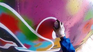 Graffiti - Rake43 - Color Explosion