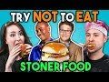 Download Lagu Stoners Try Not To Eat Challenge - Stoner Movie Food | People Vs. Food Mp3 Free