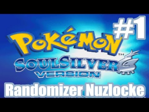 randomizer - I figured it was time for a new playthrough! Thought I'd try something I've never done before and make it a nuzlocke. I have been wanting to replay HeartGold...
