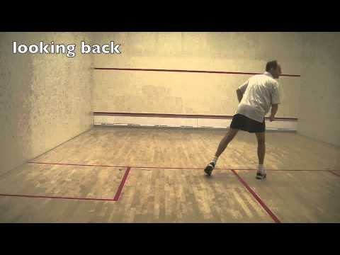Squash serving tips: squash training tips watch the ball as squash serve tip, squash service tip